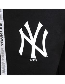 Pantalon New Era MLB Taping Jogger Neyyan Blk