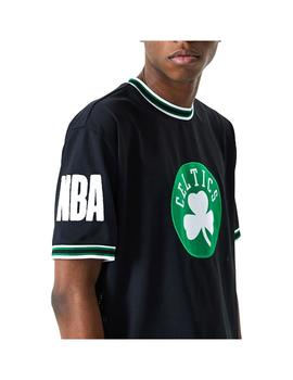 Camiseta New Era NBA Oversized Ap Boston Celtics