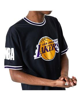 Camiseta New Era NBA Oversized AP Los Angeles