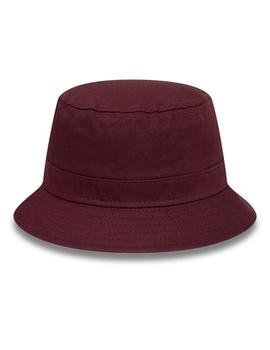 Sombrero New Era Essential Granate Unisex