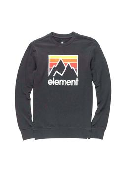 SUDADERA ELEMENT JOINT CR OFF NEGRO HOMBRE