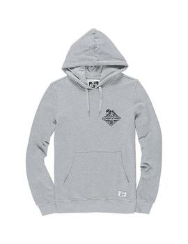 SUDADERA ELEMENT ROLLING HO GRIS HOMBRE