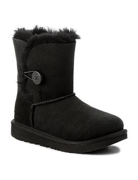 Botas UGG K Bailey Button II Black