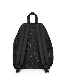 Mochila Eastpak Padded Zippl´r Blocks Black Unisex