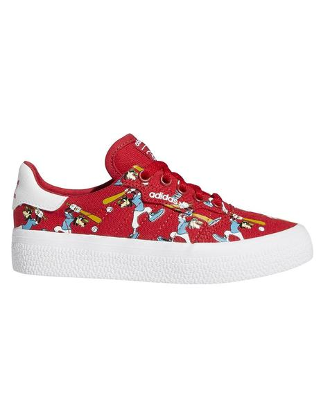 Zapatillas Adidas 3Mc C X Disney Spor Escarl Rojo