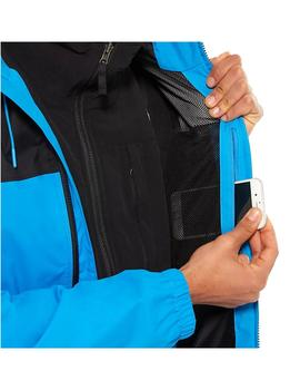 Cazadora The North Face 1990 Mnt  Q Jkt Clear Lake Azul Unis