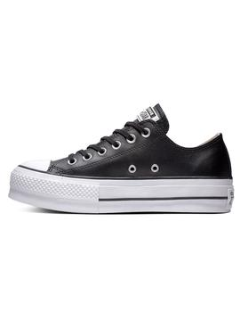 Zapatillas Converse Chuck Taylor As Lift Clean Ox Mujer