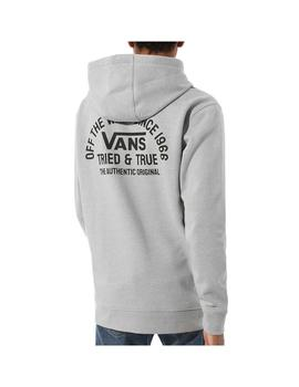 Sudadera Vans Authentic Og Po Cement Heather Hombre