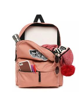 Mochila Vans Realm Backpack Rose Dawn Unisex