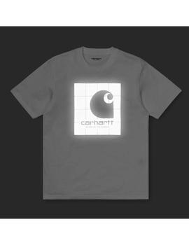 Camiseta Carhartt WIP S/S Reflective Square Hombre