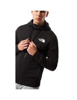 Chaqueta The North Face Hmlyn Full Zip Hd Tnf Blac