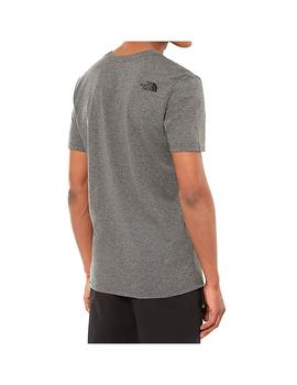 Camiseta The North Face S/S Simple Dome Hombre