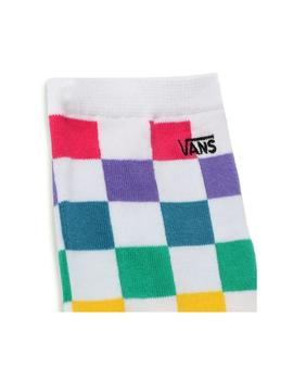 Calcetines Vans Ticker Sock 1-6 1Pk Checker Block