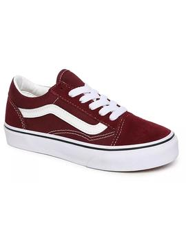 Zapatillas Vans Old Skool Port Royale/True White Niños