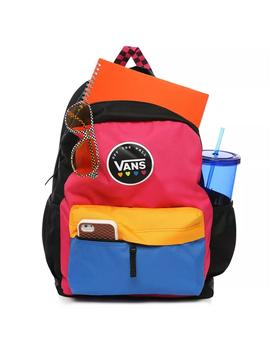 Mochila Vans Sporty Realm Plus Backpack Cabaret