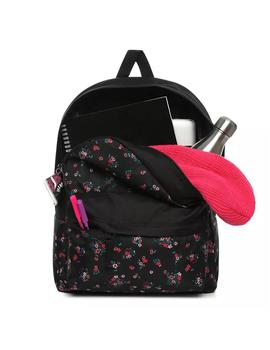 Mochila Vans Realm Backpack Beauty Floral Black Un