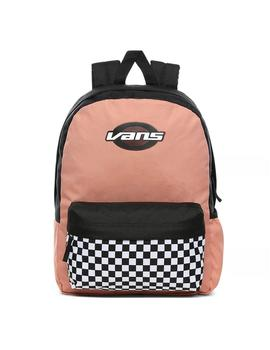 Mochila Vans Street Sport Realm Backpack Rose Dawn Unisex