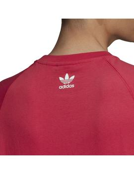 Camiseta Adidas Bg Tf Out Color Powpnk/White/Roybl