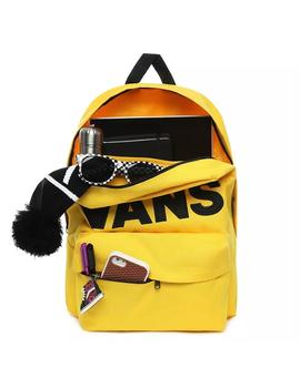 Mochila Vans Mn Old Skool Iii Backpack Lemon Chrom
