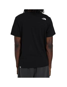 Camiseta The North Face Standard SS Negro Hombre