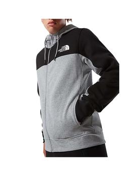Chaqueta The North Face Hmlyn Full Zip Hd Tnfltgy