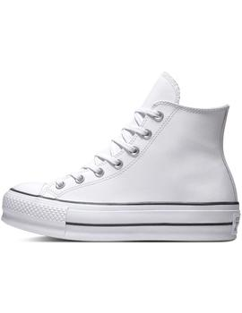 Zapatillas Converse Chuck Taylor As Lift Clean Mujer
