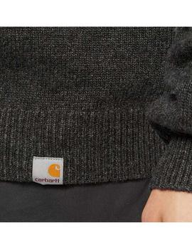 Jersey Carhartt WIP Allen Sweater Black Heather