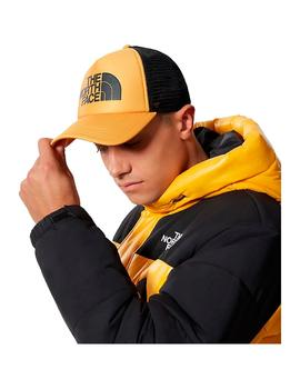 Gorra The North Face Tnf Logo Trucker Sumitgld/Tnf Unisex