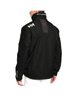 Chaqueta Helly Hansen Crew Midlayer Jacket Black Hombre