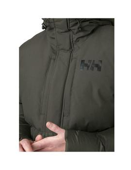 Cazadora Helly Hansen Active Puffy Long Jacket Verde Hombre