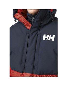 Cazadora Helly Hansen Active Puffy Long Jacket Rojo Hombre