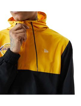 Chaqueta New Era NBA Colour Los Angeles Lakers Blk Hombre