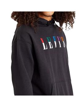sudadera Levis T2 Relaxed Graphic Po Ssnl Serif Po