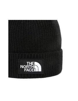 Gorro The North Face Tnf Logo Box Cuf Bne Tnf Blac