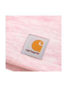 Gorro Carhartt WIP Acrylic Watch Hat Frosted Pink