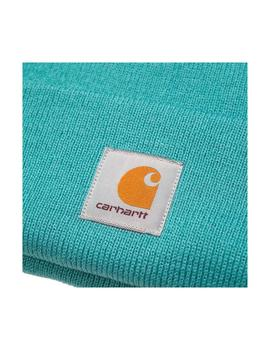 Gorro Carhartt WIP Acrylic Watch Hat Frosted Turqu