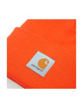 Gorro Carhartt WIP Acrylic Watch Hat Safety Orange