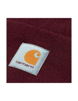 Gorro Carhartt WIP Acrylic Watch Hat Bordeaux