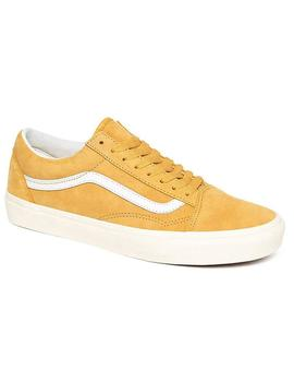 Zapatillas Vans Ua Old Skool (Pig Suede)Honeygoldt