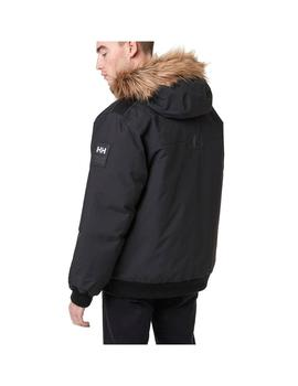 Cazadora Helly Hansen Barents Bomber Black