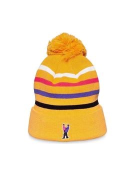 Gorro Grimey Ubiquity Ball Yellow Unisex