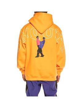 Sudadera Grimey Ubiquity Yellow Hombre