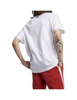 Camiseta Nike Sportswear Club White/Black Hombre