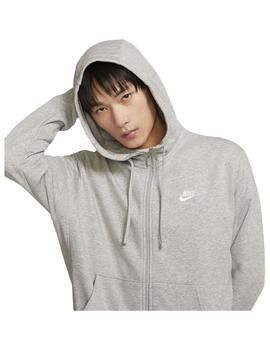 Chaqueta Nike Sportswear Club Dk Grey Heather/Matt Hombre