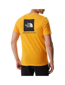 Camiseta The North Face SS Rag Red Box Tee Summit Hombre