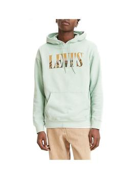 Sudadera Levis T2 Relaxed Graphic Po Serif Relaxed