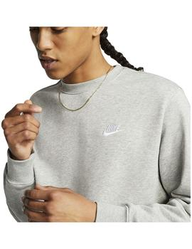 Sudadera Nike Sportswear Club Dk Grey Heather Ho