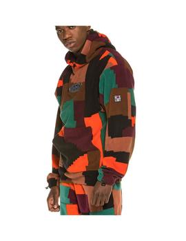 Sudadera Grimey Dulce Polar Fleece Multicolor