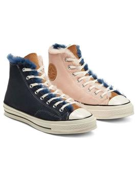 Zapatillas Converse Tri-Panel Shearling Chuck 70 M