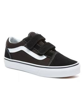 Zapatillas Vans Old Skool Black/True White Mujer